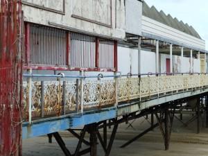 Colwyn Bay Pier 17/10/2014