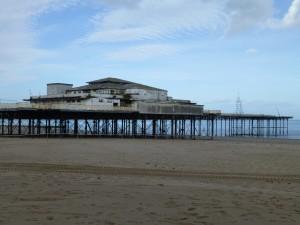 Colwyn Bay Pier (East Side) 17/10/2014