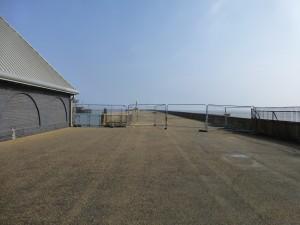 Lowestoft South Pier: not a pier?