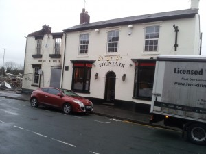 The Fountain, Lower Forster St, Walsall